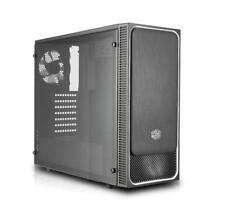 """Case MasterBox E500L, Silver, USB3x2, AudioI&O, 1x 5,25"""", 2x 2.5"""", 2x 3.5"""", 120m"""