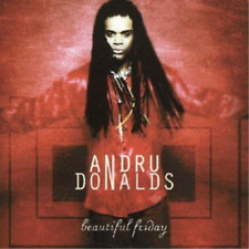 Andru Donalds-Beautiful Friday -Cds-  (UK IMPORT)  CD NEW