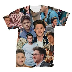 Niall Horan Photo Collage T-Shirt