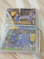 AFC WIMBLEDON FULL SEASON ROUND UP LEAGUE 2 2013-14 HIGHLIGHTS DVD