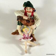 1998 Shenandoah Designs Keeper Figurine Limited Edition with Puppet Drum Glove