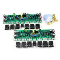 One Pair L15 Power Amplifier Board IRFP240 IRFP9240 150W 8R/300W 4R 2 Channels