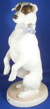 Rare Nymphenburg Porcelain Niki Terrier Dog Figure Figurine Porzellan Figur Hund