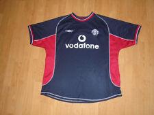 Manchester United third choice shirt 2000-01 size XL, Umbro, VGC, UK FREEPOST!