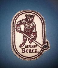 Rare Hershey Bears AHL CCM / Maska Hockey Jersey Shoulder Patch Crest A
