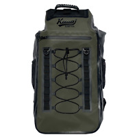 40L Waterproof Backpack (Camo Green)