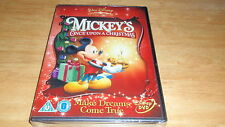 Mickey's Once Upon A Christmas [DVD][2008]