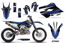 AMR Racing MX Husqvarna TC 125/250 FC 250-450 Graphic Kit Bike Decal 14-15 ATK U
