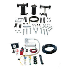 Air Lift Suspension Air Bag & Dual Path Leveling Kit for GMC Safari/Chevy Astro