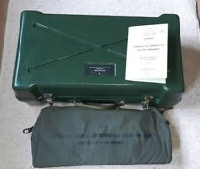 More details for l1a1 iws night scope night sight hard and soft case nvg case + copy of manual