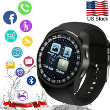 Bluetooth Smart Watch Cell Phone Mate Watch For Samsung S10 Plus S10 S9 S9 Plus