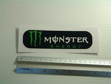 Monster Energy Sticker Decal Laminated Motorcycle Fairing Bellypan Race Sponsor