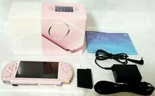 SONY Playstation Portable PSP Console PSP-3000 Blossom Pink Tracking from Japan