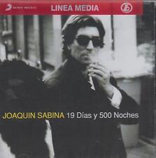 CD - Joaquin Sabina NEW 19 Dias Y 500 Noches FAST SHIPPING !