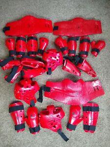 Century Karate Sparring Gear Martial Arts Karate 24 Peice Lot
