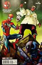 SPIDERMAN DEADPOOL 5 HASTINGS VARIANT AMAZING MOVIE CONNECTS TO PUNISHER 1