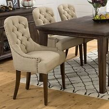 Jofran 678-212KD Geneva Hills Tufted Side Chair NEW