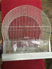 Antique vintage Hendryx birdcage cute dome