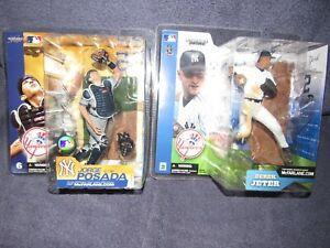 Derek Jeter - Jorge Posada McFarlane - New York Yankees