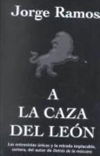 a la Caza del Leon (Spanish Edition)