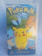 POKEMON POKE-FRIENDS (SIREN No PO1626) VHS TAPE G(LIKE NEW)