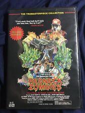 Redneck Zombies DVD + CD Soundtrack Troma 20th Anniversary Tromasterpiece