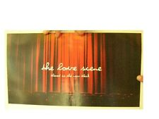 The Love Scene Poster Blood Is The New Black Mint