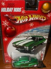 HOT  WHEELS   1947  CHEVY  FLEETLINE  HOLIDAY  RODS  scale 1:6 4  yr.2005