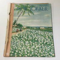 The New Yorker: April 20 1957 - Full Magazine/Theme Cover Edna Eicke