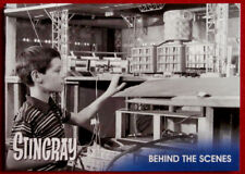 STINGRAY - BEHIND THE SCENES - Card #52 - Gerry Anderson Collection