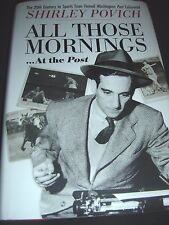 All Those Mornings... At the Post Twentieth Century in Sports from Famed 1st ED