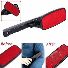 Travel Magic Clothes Sticky Lint Roller Hair Remover Dust Brush Washable Rotatab