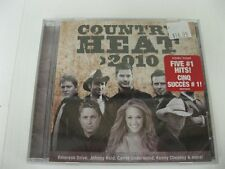 Country Heat 2010 - NEW - CD Compact Disc