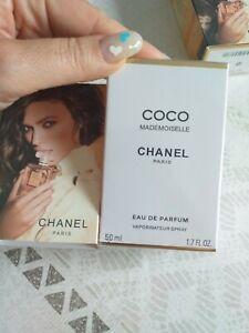Parfum chanel femme coco mademoiselle.