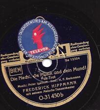 Tanzorchester Hippmann : Du hast Glück bei den Frau`n Bel Ami