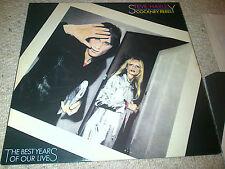 The Best Years Of Our Lives Vinyl LP Steve Harley + Cockney Rebel