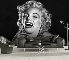 3D Marilyn Monroe Wallpaper Wall Mural Removable Self-adhesive Sticker 64