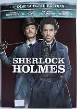 SHERLOCK HOLMES Limited Edition Digipack+slipcover (Thailand 2x DVD Region3)RARE