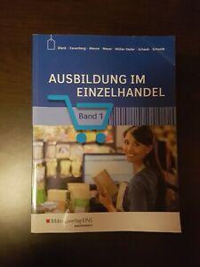 Ausbildung im Einzelhandel - Band 1 (Lehr-/Fachbuch )Buch Zustand gut mit CD