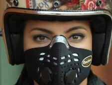 RESPRO Techno Antipolución Filtro Máscara para Ciclismo,Motociclismo,Correr