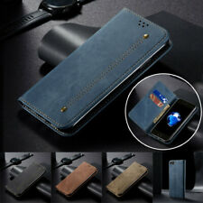 Magnético Funda billetera de cuero para iPhone 11 Pro XS Max XR X 6 6s 7 8 Plus