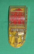 vintage Marx WILD WEST MINI BAGATELLE pinball pin ball game