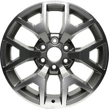 New ListingOem Remanufactured 20x9 Alloy Wheel Machined w/Medium Charcoal Metallic 560-5658