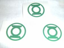 24 DC Comics Green Lantern Super Hero Temporary Tattoos Birthday Party Favors