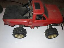 Vintage 80 s TAMIYA 1/10 RC Monster Truck Super FORD F150 Custom Truck