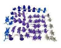 Bluebird Zero Hour Huge x50 Troops Figures Bundle Vintage 1989