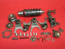 80 Yamaha Xs400 Special 2 - shift drum forks and other transmission parts