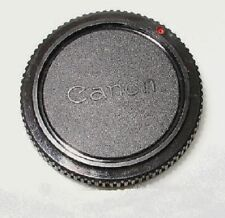 Genuine Canon FD Mount Camera Body Cap A1 AE1 Program T-50 T70 AT-1 AV-1