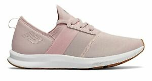 New Balance Women's FuelCore NERGIZE Shoes Pink with White