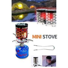 Camping Portable Heater Cap for Butane Gas Stove Burner Fishing Outdoor Durable